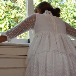 Vestido Blanca 210 €